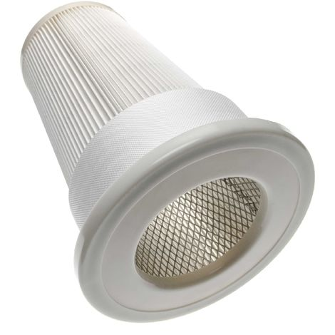 vhbw Staubsaugerfilter Ersatz für Dustcontrol 42029 Filter für Staubsauger; Feinfilter