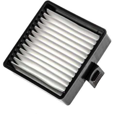 vhbw Staubsaugerfilter Ersatz für Ryobi CHV 182, CHV 182 M, CHV182, CHV182M für Staubsauger Filter