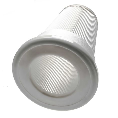 vhbw Staubsaugerfilter passend für Dustcontrol DC 1800, 2800, 2900 eco Staubsauger; Feinfilter - Polyester
