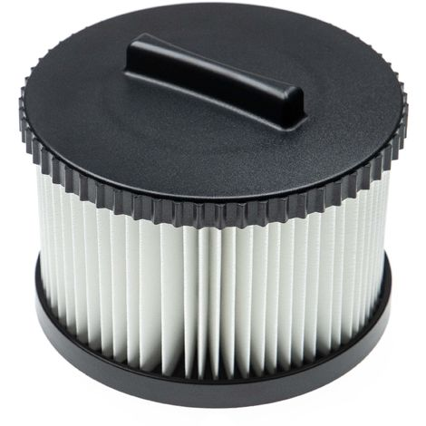 vhbw vacuum cleaner filter compatible with Dewalt DWV010 Typ 2, DWV012 Typ 2 vacuum cleaner; HEPA filter