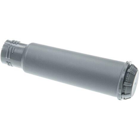vhbw Water Filter compatible with Krups Evidence EA89, EA8908, EA8918 Coffee Machine, Espresso Machine - grey