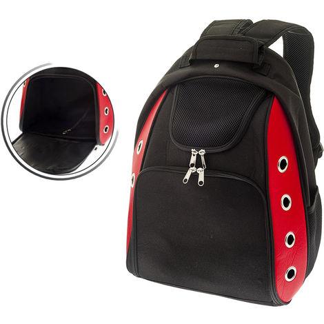 Viaje en mochila para el transporte de perros y gatos