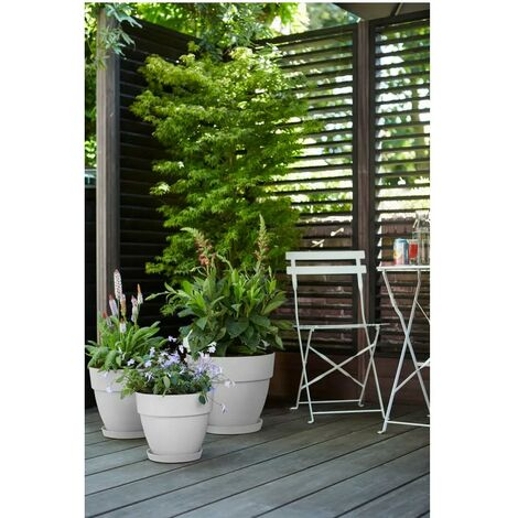 Vibia Campana Round Blanco 25cm - Blanco