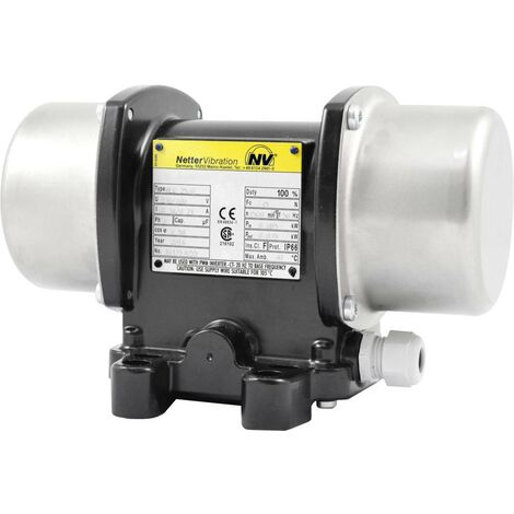 Vibrateur électrique 230/400 V 1500 tr/min 766 N 0,085 kW 0,21 A S65599