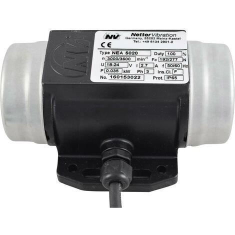 Vibrateur électrique Netter Vibration NEA 5020 230 V/AC 3000 tr/min 192 N 0.035 kW 0.17 A 1 pc(s)