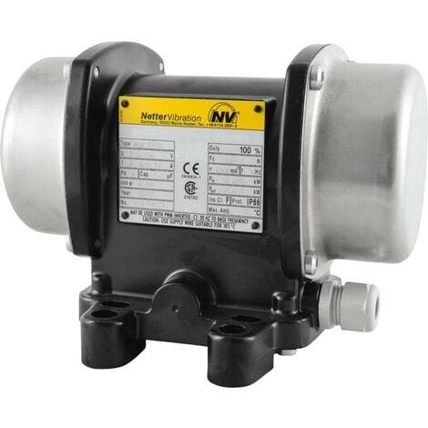 Vibrateur électrique Netter Vibration NEG 2530 230/400 V 1500 tr/min 296 N 0,085 kW 0,21 A 1 pc(s)