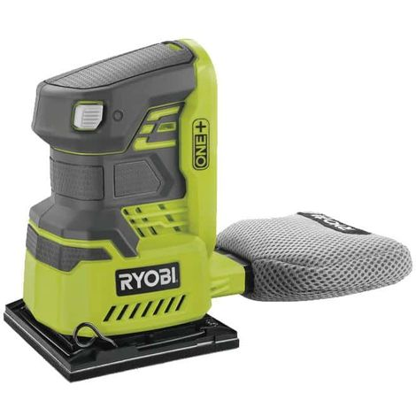 Vibrating sander RYOBI 18V OnePlus without battery or charger R18SS4-0