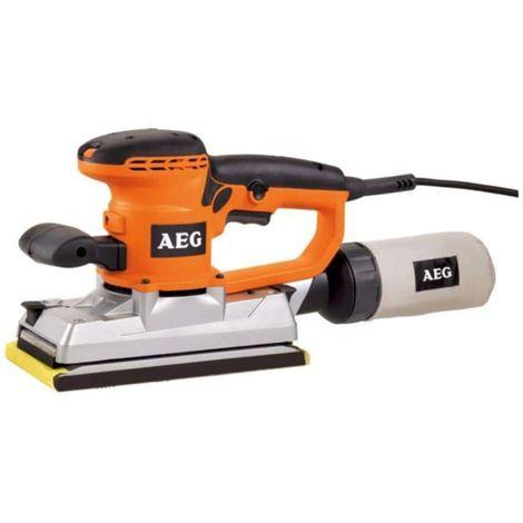 Vibratory sander AEG 1/2 sheet 500W FS 280