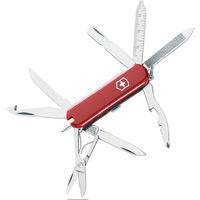 Victorinox Mini Champ Swiss Army Knife Red 06385NP
