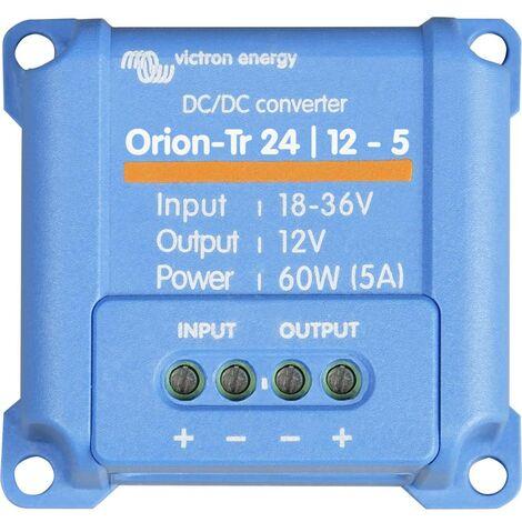 Victron Energy;Orion-Tr 24/12-5;Convertisseur CC/CC- 60 W