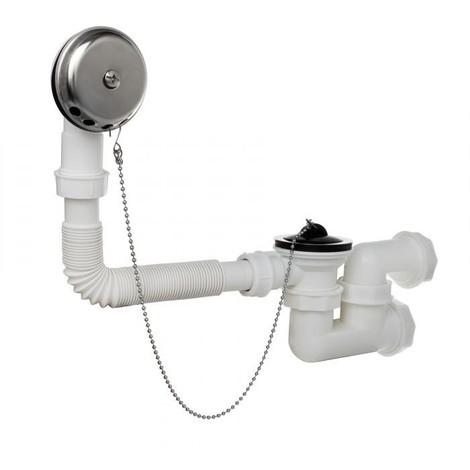 Vidage de baignoire à bouchon – DN50 – 54 l/m