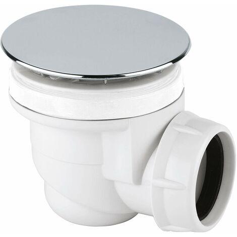 Vidage pour receveur de douche Ø 60 Damast 12338 | Chromé