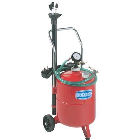 Vidangeur pneumatique d'huile 24L | Flexbimec