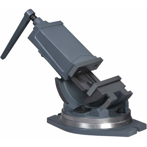 vidaXL 2-Axis Tilting Vice 160 mm