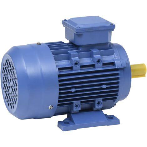 "main image of ""vidaXL 3 Phase Electric Motor Aluminium 1.5kW/2HP 2 Pole 2840 RPM"""