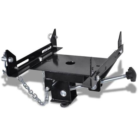 vidaXL Adaptador de gato hidraulico de transmisión
