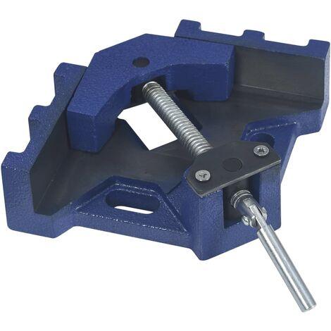 vidaXL Angle Clamp 104 mm Cast Iron