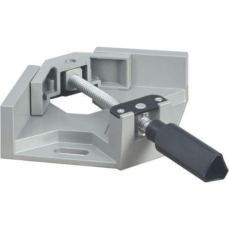 vidaXL Angle Clamp 95 mm Aluminium