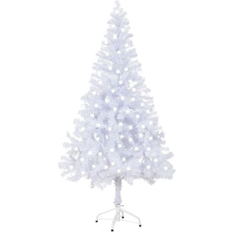 """main image of """"vidaXL Artificial Christmas Tree with LEDs&Stand 120 cm 230 Branches"""""""
