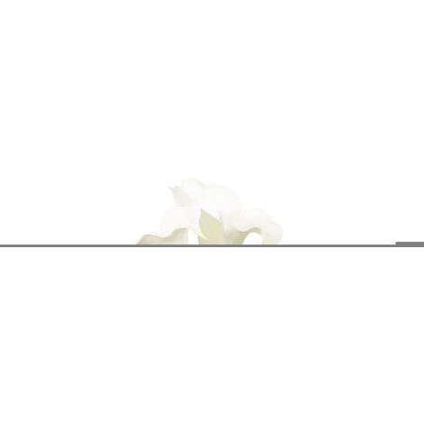 vidaXL Artificial Hydrangea/Calla Lily/Plant/Anthurium/Rhododendron/Cymbidium Orchid Plant with Pot Indoor Home Living Room Decoration Multi Colour Multi Size