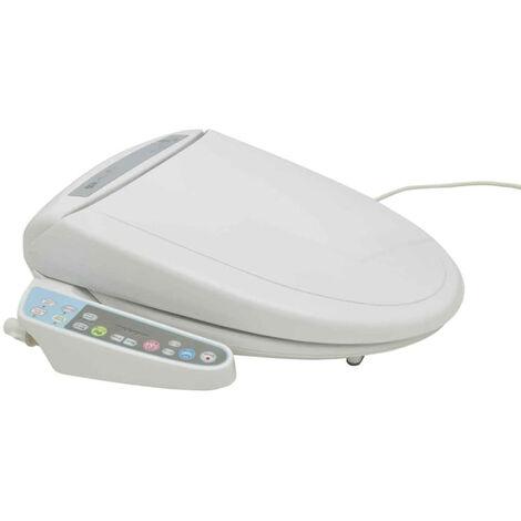 vidaXL Asiento electronico de bano bidet automatico de lujo
