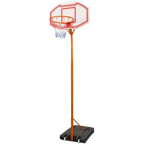 vidaXL Basketball Hoop Set 305 cm - Multicolour