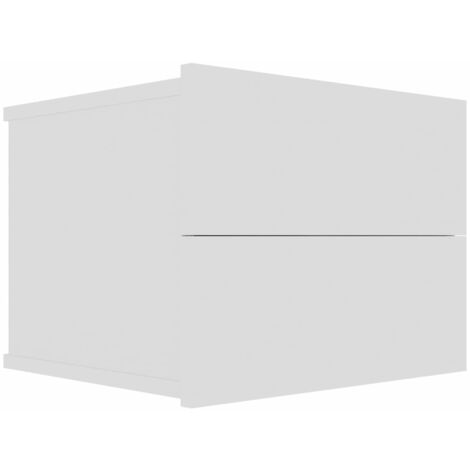 """main image of """"vidaXL 1/2x Bedside Cabinets 40x30x30 cm Chipboard Nightstands Sideboards Bedroom Drawer End Table Lowboards Home Furniture Multi Colours"""""""