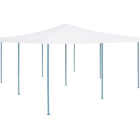 vidaXL Belvédère Pliable Chapiteau de Jardin Tente de Réception de Patio Tonnelle de Terrasse Pavillon de Jardin Extérieur 5x5 m Multicolore