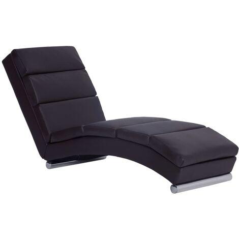 vidaXL Chaiselongue Relaxliege Liegesessel Sessel Lounge Liegestuhl Relaxsessel Loungesessel Sesselliege Komfortliege Polsterliege Kunstleder mehrere Auswahl
