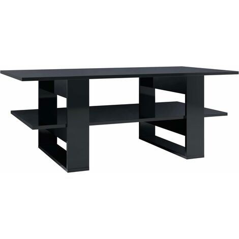 vidaXL Coffee Table Home Living Room Office Accent Side Couch End Sofa Tea Telephone Table Stand Furniture Chipboard Multi Colours