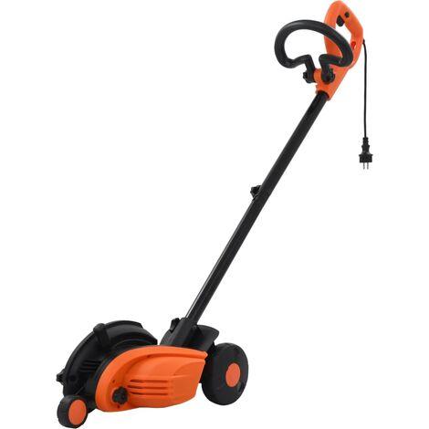 vidaXL Cortacésped eléctrico 36 cm 1200 W - Naranja