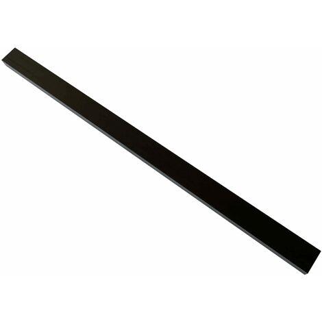 vidaXL Decking Joist 6 pcs Black 170x8.5x4.5 cm WPC - Black