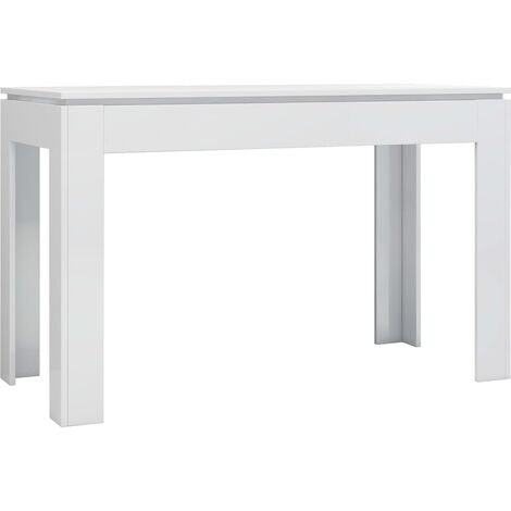 vidaXL Dining Table Scandinavian Home Indoor Restaurant Kitchen Table Dining Room Furniture Dinner Desk 120x60x76cm Chipboard Multi Colours