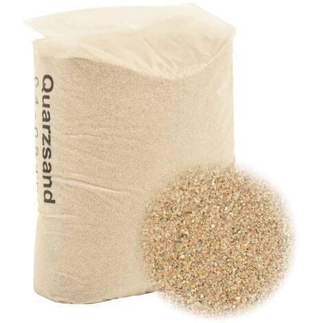 "main image of ""vidaXL Filter Sand 25 kg 0.4-0.8 mm"""