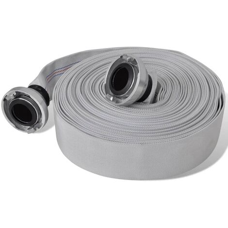 """main image of """"vidaXL Fire Hose Flat Hose 20 m with C-Storz Couplings 2 Inch"""""""