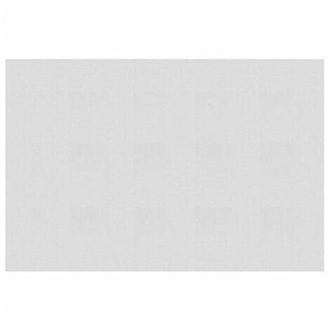 "main image of ""vidaXL Floating PE Solar Pool Film 300x200 cm Grey - Grey"""