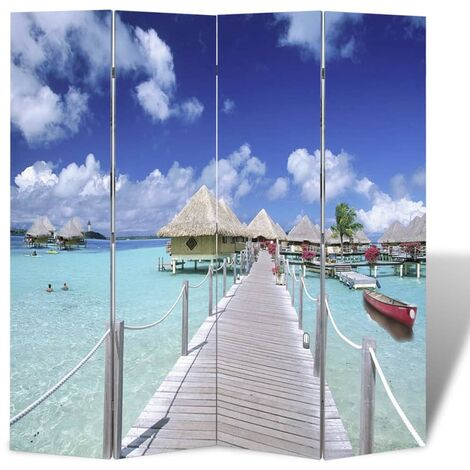 """main image of """"vidaXL Folding Room Divider Home Living Room Office Wall Privacy Screen Partition Paravent Separator Panel Multi Sizes Multi Patterns"""""""