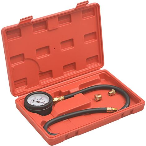 vidaXL Fuel Pressure Test Kit