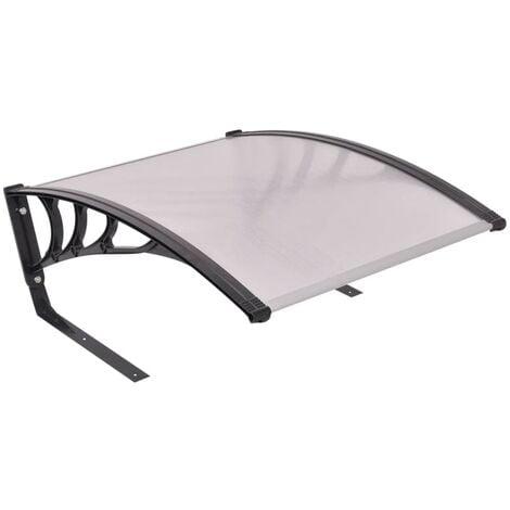 vidaXL Garage Roof for Robot Lawn Mower 77x103x46 cm - Silver