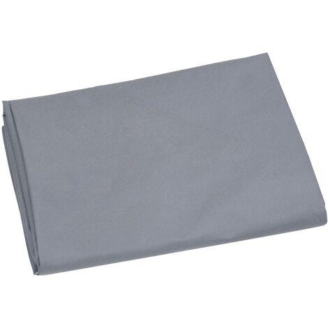 vidaXL Garden Cart Liner Dark Grey 86x46x22 cm Fabric - Grey