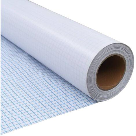 vidaXL Lámina de Ventana de Privacidad Dormitorio Baño Oficina Diferentes Dimensiones Opaca Lino Adhesiva Mate Puro Vidrio/Opaca Tiras Adhesivas