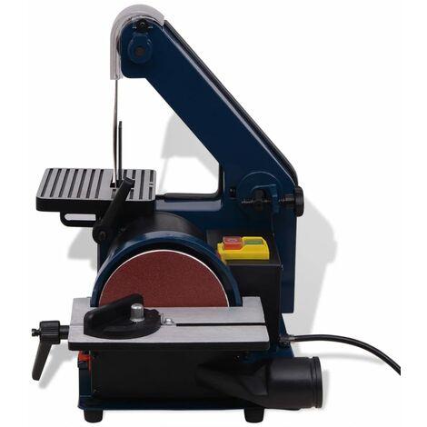 Botones de emergencia de lijadora