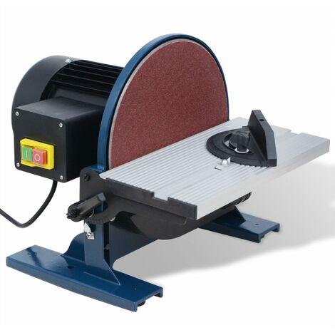 vidaXL Lijadora de disco 550 W 254 mm