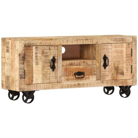 vidaXL Mueble para TV Armario de Televisión Aparador Auxiliar Bajo Salón Sala de Estar Habitación Soporte 120x30x50 cm Multi-Material