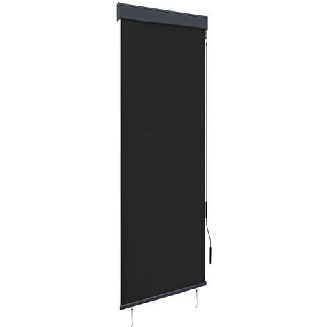 vidaXL Outdoor Roller Blind 60x250 cm Anthracite - Grey