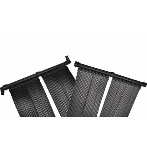vidaXL Panneau solaire de chauffage de la piscine