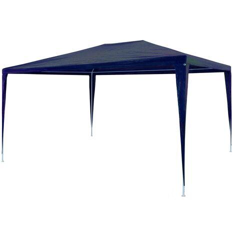 vidaXL Party Tent 3x4 m PE Blue - Blue