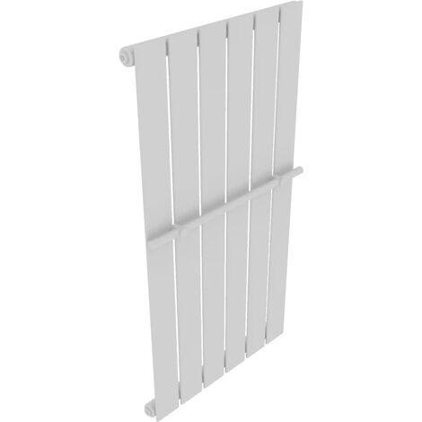 vidaXL Porte-serviette et Radiateur Panneau Système de Chauffage Central Sèche-serviettes Salle de Bain Maison Intérieur Multi-taille