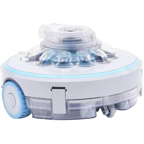 "main image of ""vidaXL Robot limpiador de piscina inalámbrico 27 W - Azul"""