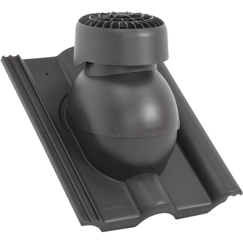 Roof Ventilator Anthracite - Vidaxl